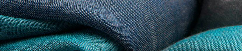 Sjaler i cashmere og silke